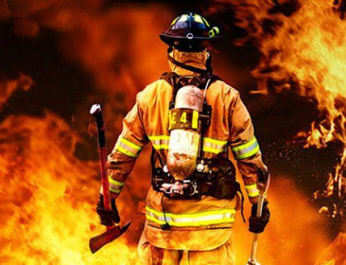 ระบบดับเพลิงและป้องกันอัคคีภัย
