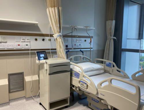 การระบายอากาศของห้องคนไข้แบบแยกเดี่ยว (Isolation Room Ventilation)